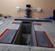 3D Стенд регулювання кутів установки коліс Manatec FOX 3D PT (на яму)