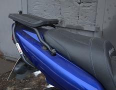 Бічні рамки для мотоцикла. Багажні системи на мотоцикл