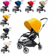 BUGABOO BEE5 complete stroller base + Canopy