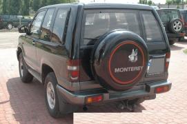 Drives R16 alloy Opel Monterey Isuzu Trooper Opel Monterey Isuzu