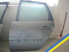 Двери и компоненты на Renault Scenic, Рено Сценик
