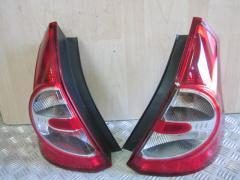 Фара, стопы Renault Sandero, Рено Сандеро
