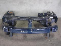Front bumper, rear Renault Sandero, Renault Sandero