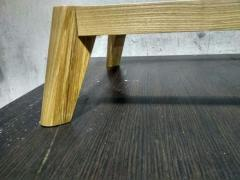 Furniture prop wooden