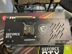 GEFORCE RTX 3090 / RTX 3080 / RTX 3070 / RTX 3060 Ti / RTX 3060