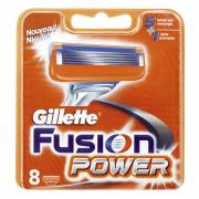 Gillette Fusion Power 8 cartridges in the package