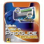 gillette Fusion ProGlide Power 4 cartridges in packaging