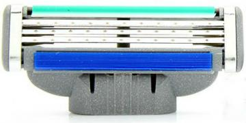 Gillette Mach3 Turbo 4 cartridges in packaging