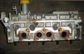 Головка, Блок двигуна блоку Renault Sandero, Рено Сандеро