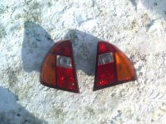 Headlights Foot on Renault Clio-Symbol, Renault Clio Symbol