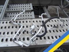 Кондиционер и обогрев на Renault Scenic, Рено Сценик