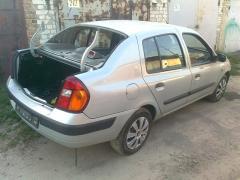 Kosovschina Renault Clio-Symbol, Renault Clio Symbol