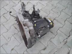 КПП Renault Scenic, Рено Сценік