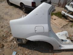 Крила задні, передні Dacia Logan, Дача Логан