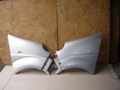 Крила задні, передні Renault Trafic, Рено Трафік