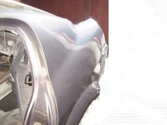Крылья задние, передние Renault Megane 2, Рено Меган 2