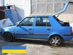 Кузов и компоненты на Dacia Solenza, Дача Соленза