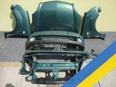 Кузов и компоненты на Renault Clio-Symbol, Рено Клио-Симбол