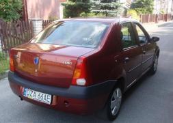 Кузовщина Dacia Logan, Дача Логан