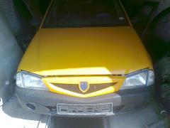Lights, Foot on Dacia Solenza, Giving Solenza
