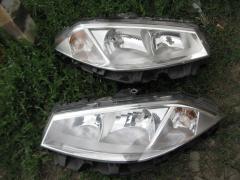 Lights, Foot on Renault Megane 2, Renault Megane 2
