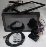 Магнитола 2din Pioneer Pi-707 GPS Android + WiFi + 4Ядра +16 гб