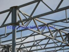 Manufacture of metal structures, installation of hardware, Kyiv