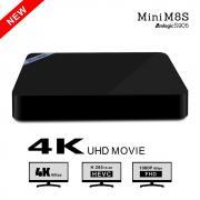 Мини M8SII TV Box Amlogic S905 Quad Core 2Ghz, 2G/8G