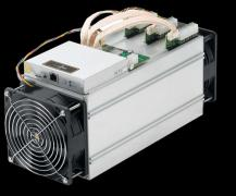 Мощный Asic AntMiner S9 14TH / 13,5TH + блок питания