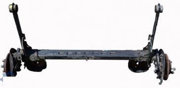 Подвеска на Renault Trafic, Рено Трафик