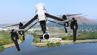Проведем Онлайн трансляции в 4К-качестве с воздуха