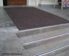 """Rubber cell cover """"NOTRAX, rubber mats, rugs"""