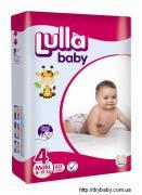 Самая низкая цена на подгузники Lulla Baby всего 179 грн; ОПТ от