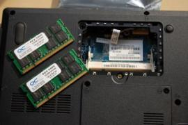 Sell memory for laptops (used)