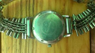 "Старый швейцарские часы""Eterna.Matic"" Centenaire1956"