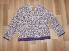 Summer blouse-shirt