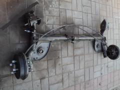 Suspension Renault Sandero, Renault Sandero
