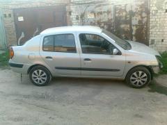 The steering on the Renault Clio-Symbol, Renault Clio Symbol