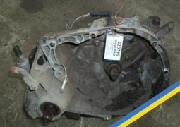 The transmission on the Renault Kangoo, Renault cango