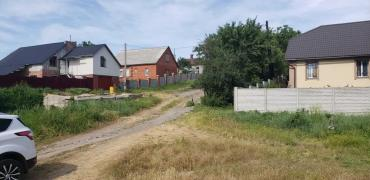 Urgent panoramic plot of Cold - Bald mountain, downtown - 3 km