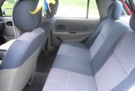 Внутрішні компоненти кузова на Dacia Solenza, Дача Соленза