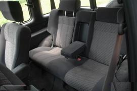 Задні сидіння Opel Monterey Isuzu Trooper Опель Монтерей Ісузу